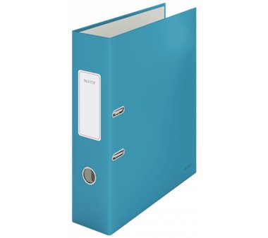 ARCHIVADOR COSY SOFT TOUCH 180° 80MM AZUL LEITZ 10610061