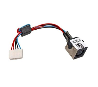 Dc-Jack cable Dell Inspiron r15 5520 / r15 7520 / vostro 3560 / 5 pines